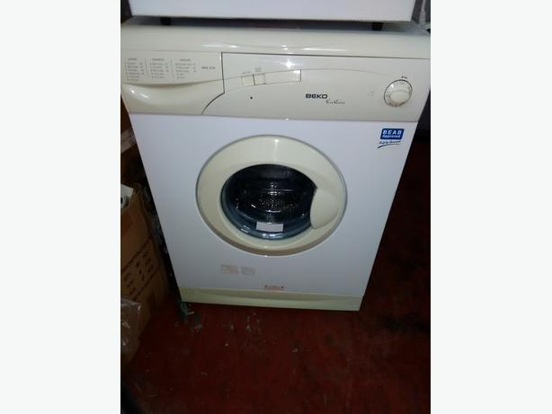 beko washer