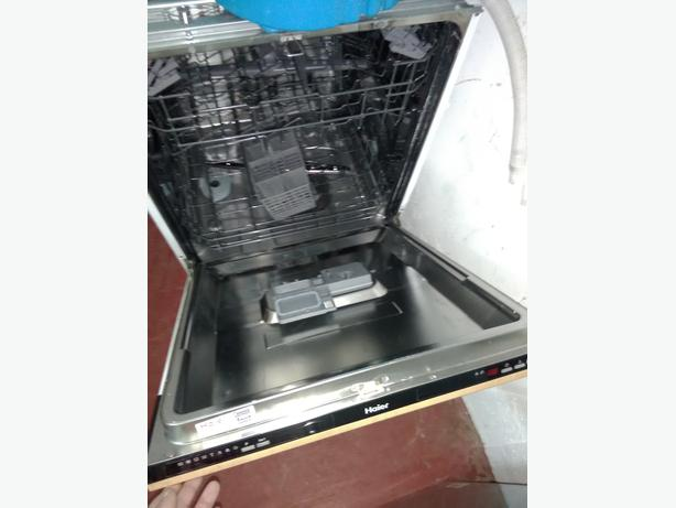 haier built in dishwasher