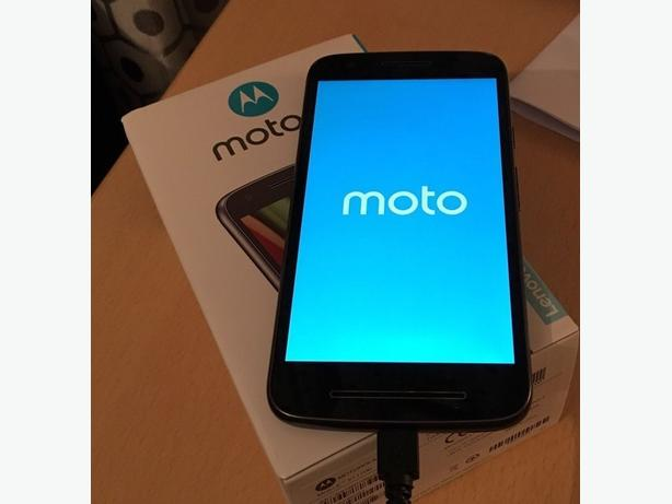Motorola Moto E3 - Giff Gaff/02/Tesco Mobile.