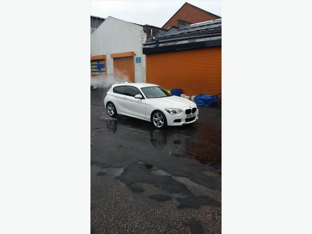 Bmw 1 series new shape swaps only