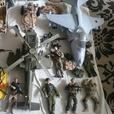 HUGE! HM armed forces action man job lot