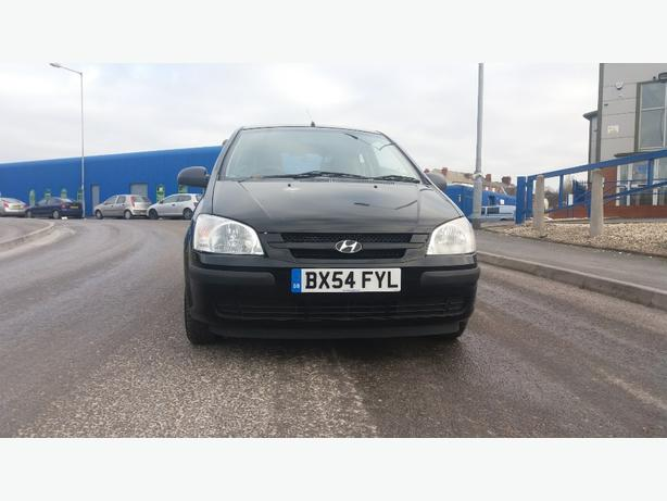 2004 Hyundai Getz 1.1L (One Former Keeper