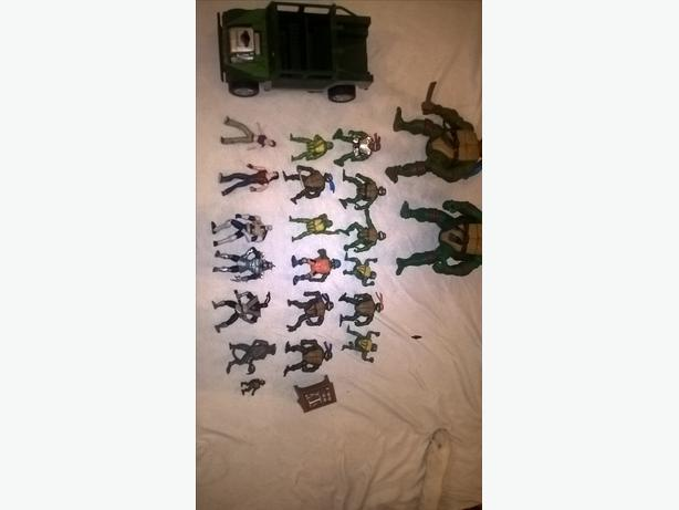 Teenage mutant ninja turtles job lot