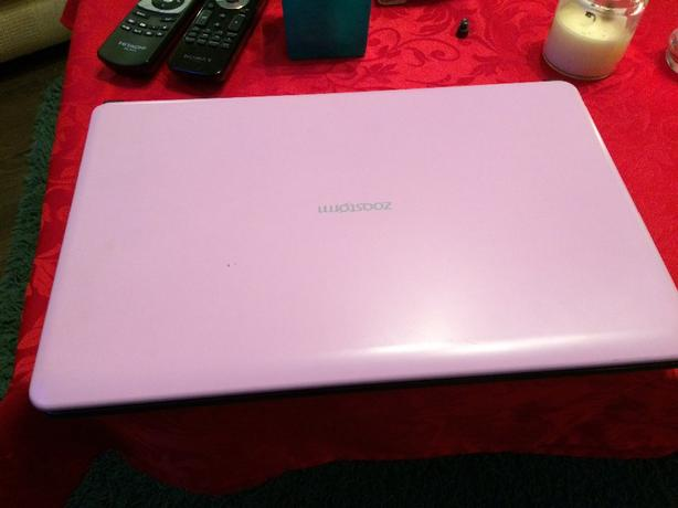 BARGIN PINK ZOOSTORM LAPTOP