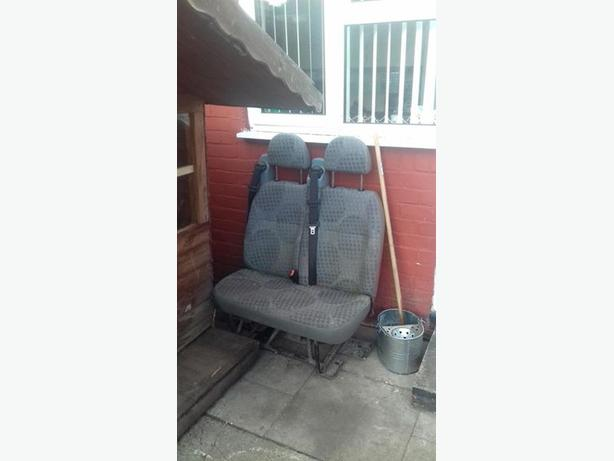 Transit seats quicksale need the room bargain