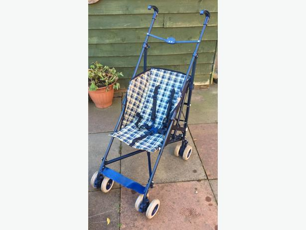 Blue buggy REDUCED PRICE still for sale