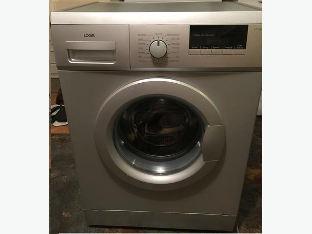 EX DISPLAY WASHING MACHINE LOGIK L712WMS13 NEW