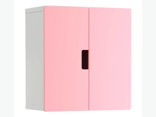 Changeable door cupboard