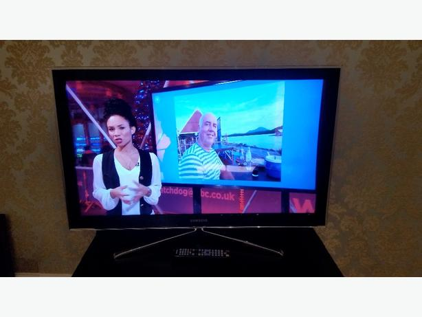 "Samsung 40"" 3d Internet tv"
