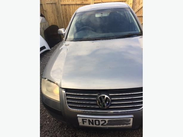 vw passat 1.9 tdi breaking