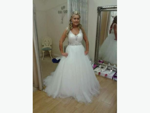 princess wedding drjess