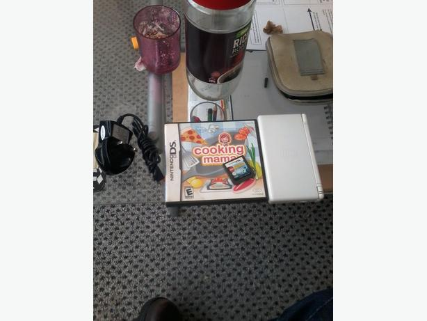 white nintendo ds fully working order