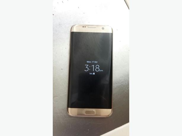 Samsung Galaxy s7 edge 32Gb gold unlocked