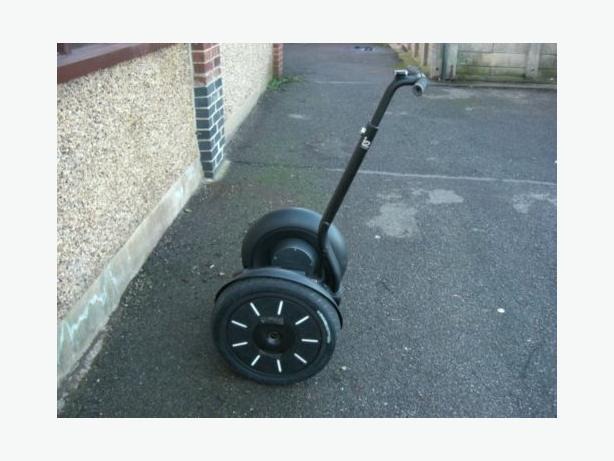 Segway i2 from 2013