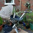 Stokke Xplory Dark Navy Standard Single Seat Stroller ****Excellent condition***