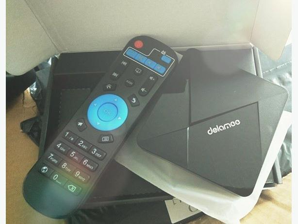Latest Android Box Fully Loaded