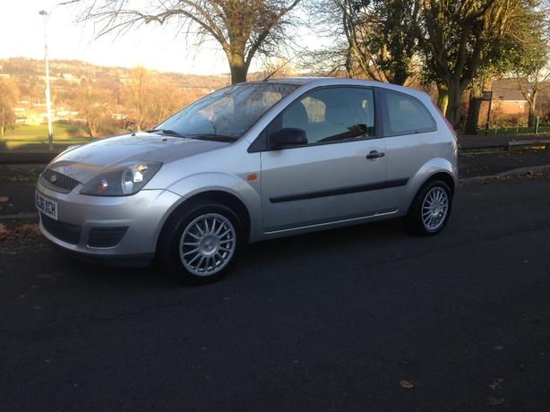 ford fiesta style 1.3 2006