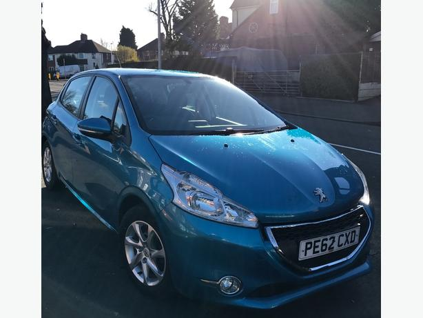 Peugoet 208 1.2 Active 35K FSH Long MOT £20 Tax Cheap 2 Insure (corsa clio