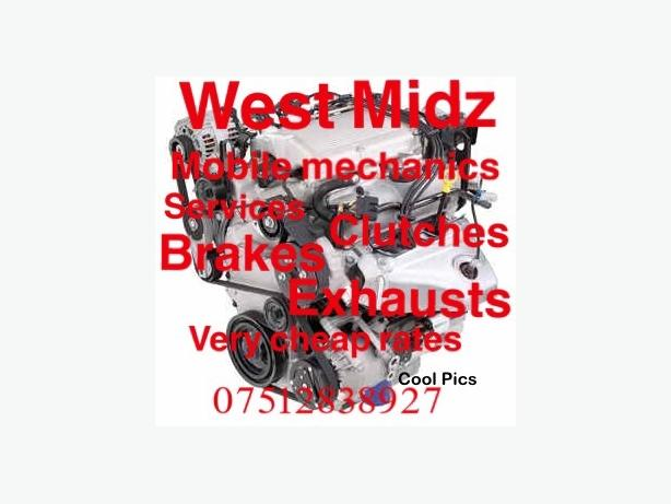 midlands mobile mechanics