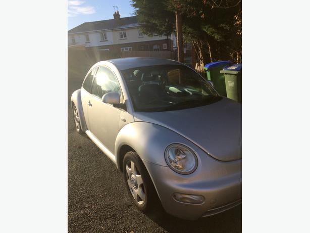 2001 vw beetle 1.6 petrol low milage
