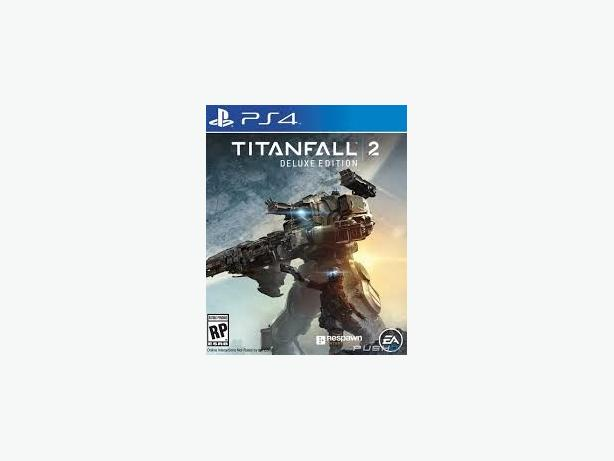 Sealed titanfall 2 ps4