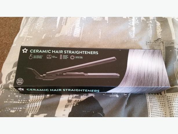 ceramic hair straighteners