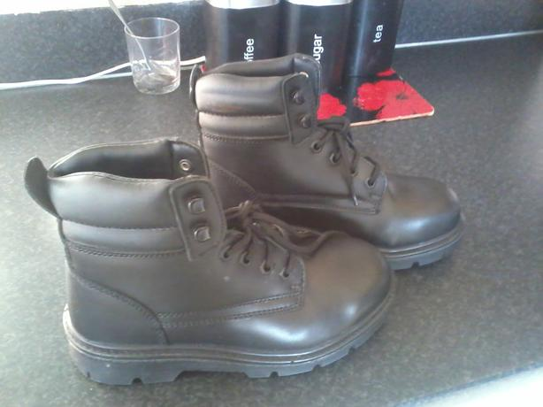 boots and trainers £10 each