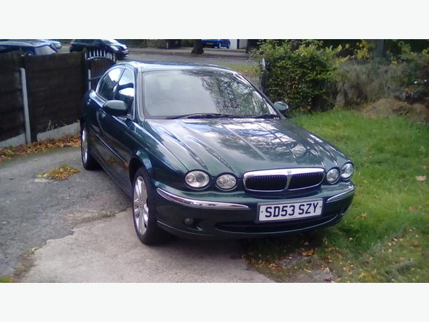 2003 JAGUAR X TYPE 2.1 PETROL AUTOMATIC SALOON