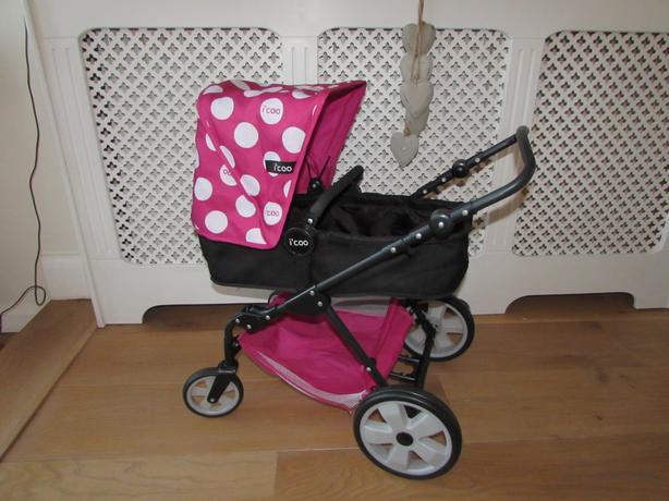 Icoo dolls pram pushchair stroller