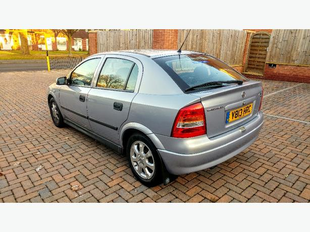 Vauxhall astra 1.6cd only 79k full service in mint condition as new
