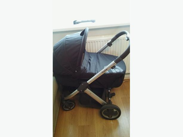 FREE: Oyster Carrycot & Raincover