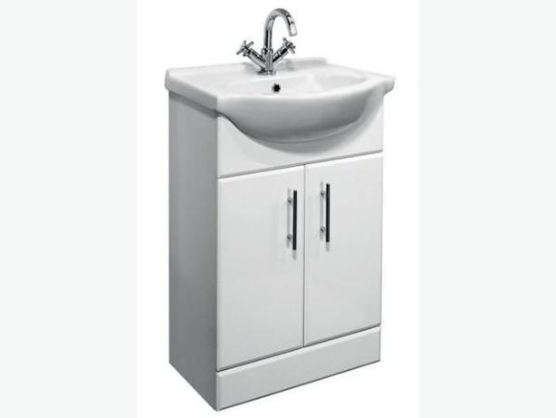 Basin & Vanity Unit