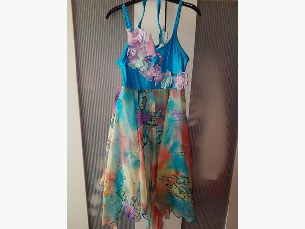 Butterfly lyrical dress