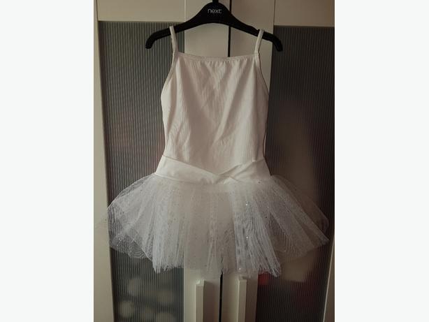 white ballet tutu costume