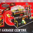 racing car set garage set joblot toys