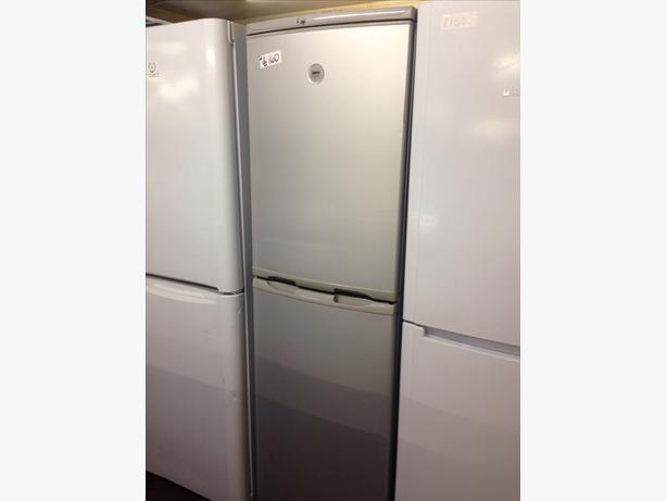 ZANUSSI FRIDGE FREEZER SILVER7