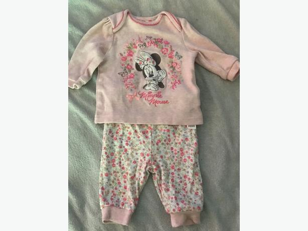 Minnie mouse 2 piece set