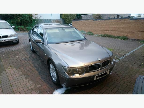 BMW 735I   7 SERIES