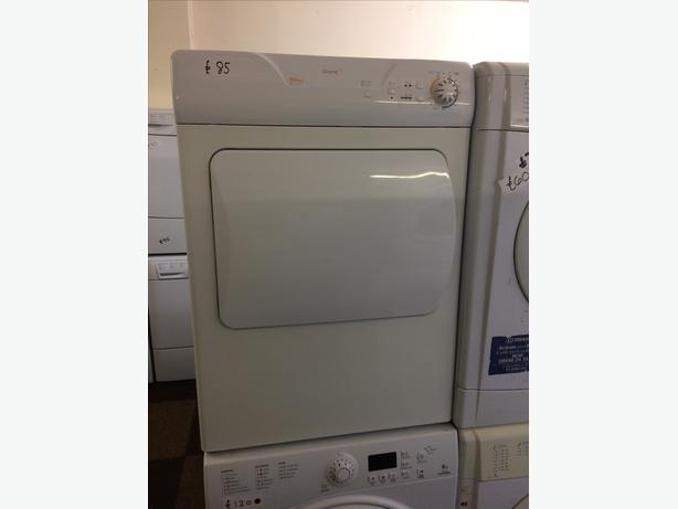 8KG CANDY VENTED DRYER