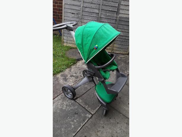 STOKKE pushchair good condition