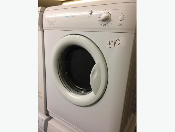 6KG CREDA DRYER VENTED
