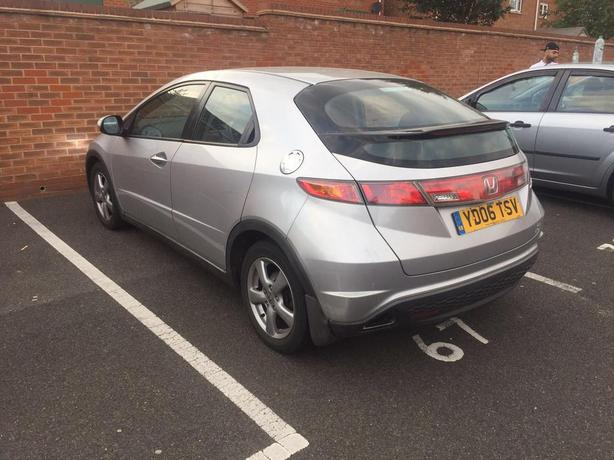 Honda Civic 1.8 VTEC-SE, 5 door, HPI Clear, long mot, hid lights BARGAIN CHEAP