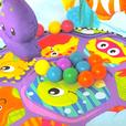 Baby activity mat & ball pit