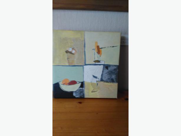 ikea painting