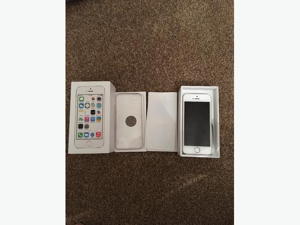 Gold iPhone 5s 16GB Unlocked