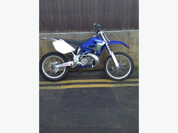 Yamaha yz 250 (2006)