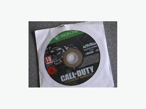xbox one game no sleeve perfect condition