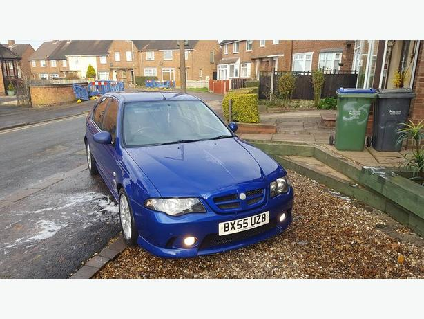 MG ZS 1.8 55 PLATE MINT FACELIFT