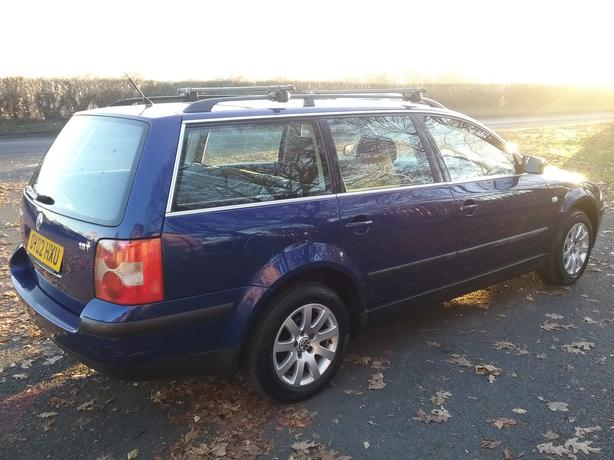 VW PASSAT 1.8T SE ESTATE