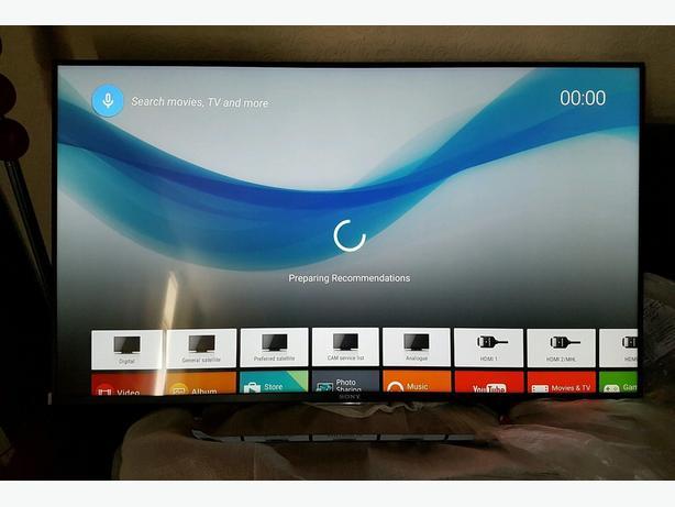 Sony KD-49X8305C Smart 4K Ultra HD AS NEW